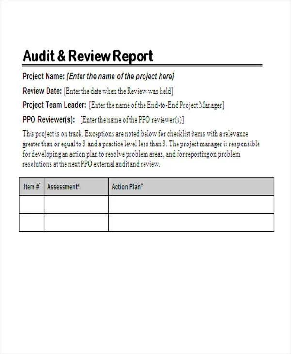 sle internal audit report template - 28 images - 100 audit findings