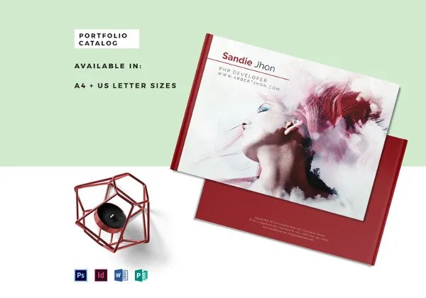 Portfolio Design to Inspire! 24+ Design Templates to Download Free