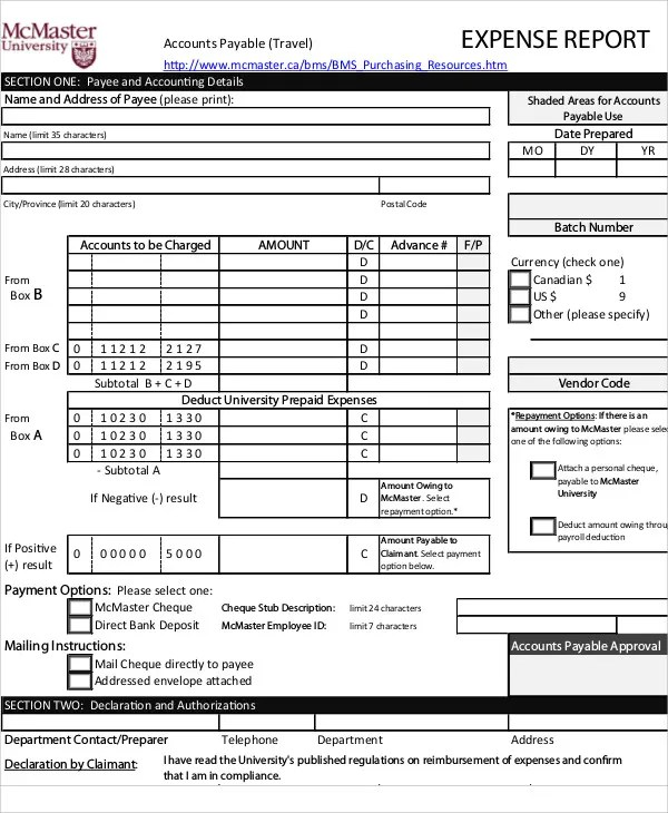 Budget Report Templates - 11+ Free Word, PDF Format Download Free - budget report template