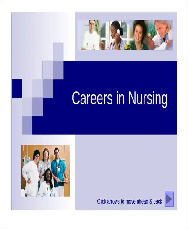 Nursing PowerPoint Templates - 8+ Free PPT Format Download Free