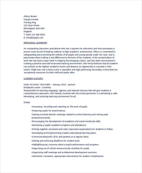 Comprehensive Resume Format Www Resume Format Free Download - comprehensive resume format