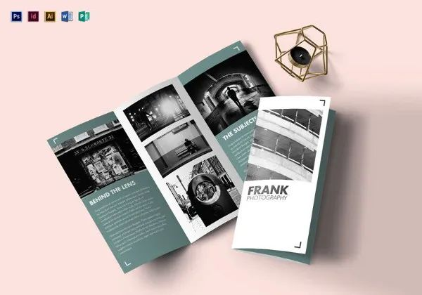 catalog template for word