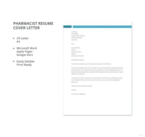 46+ Free Cover Letter Samples Free  Premium Templates