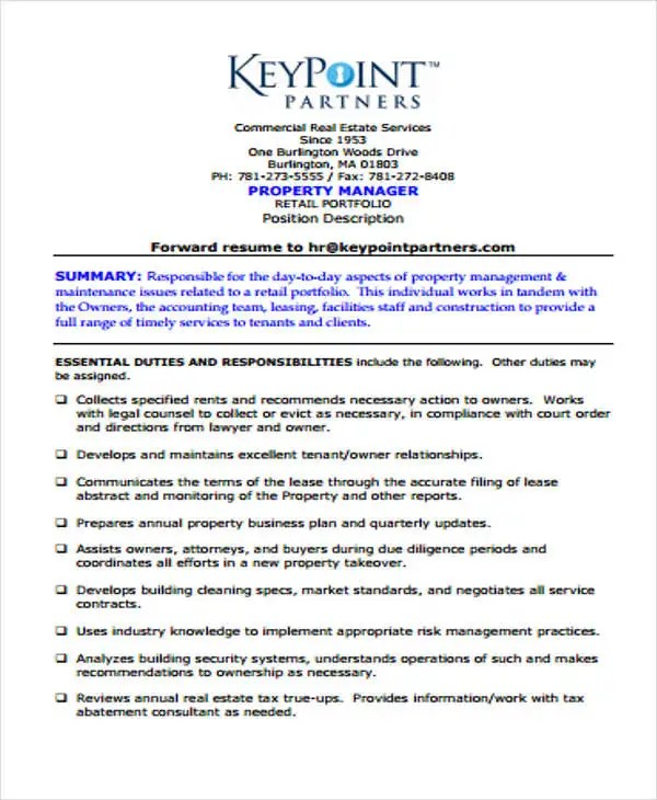 Management Resume Templates - PDF, DOC Free  Premium Templates