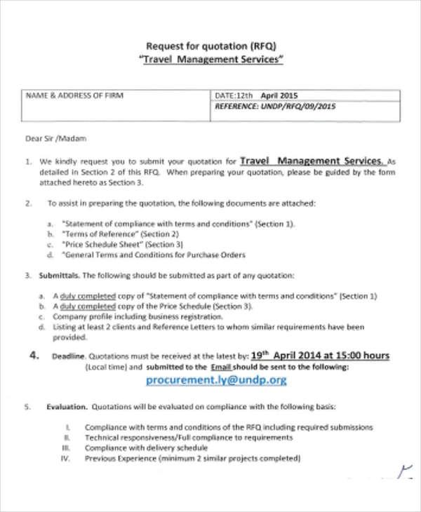 travel agent quote template - Romeolandinez - travel quotation sample