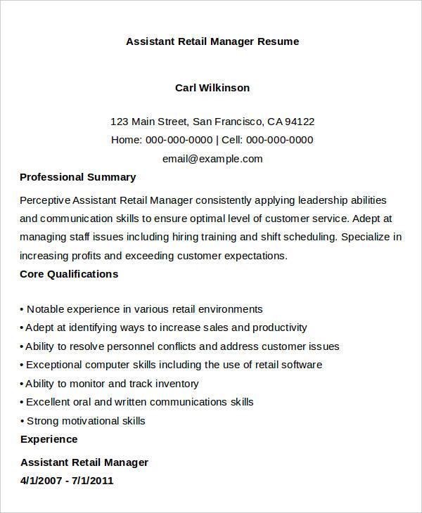 branch manager resume sample resume cv cover letter