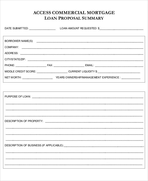 37+ Proposal Templates in PDF Free  Premium Templates