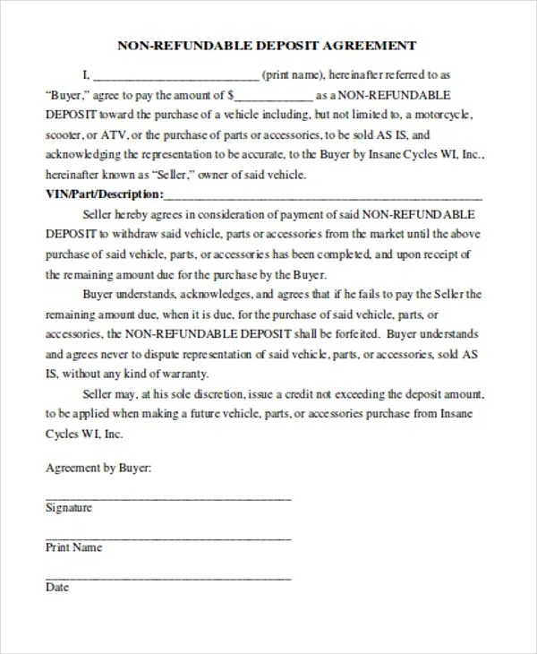 8+ Payment Contract Templates - Sample, Example Format Download - vehicle payment contract template