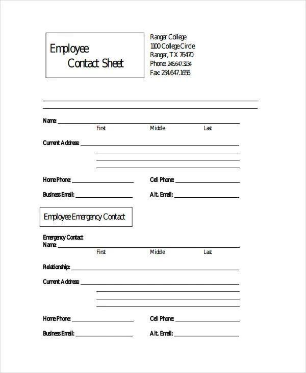 employee time sheet pdf