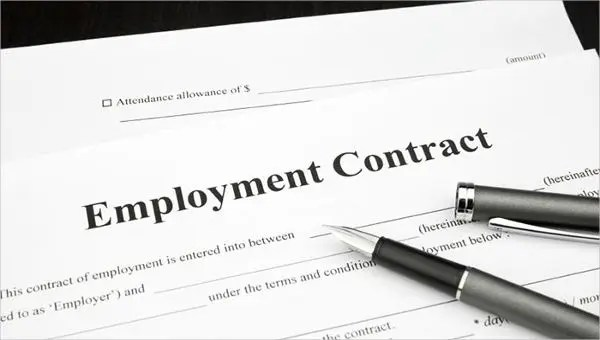 10+ Employee Contract Templates - Word, Docs, Pages Free  Premium