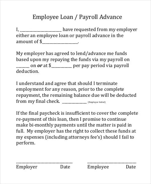 8+ Payment Contract Templates   Free Word, PDF Format Download   Promise To  Pay
