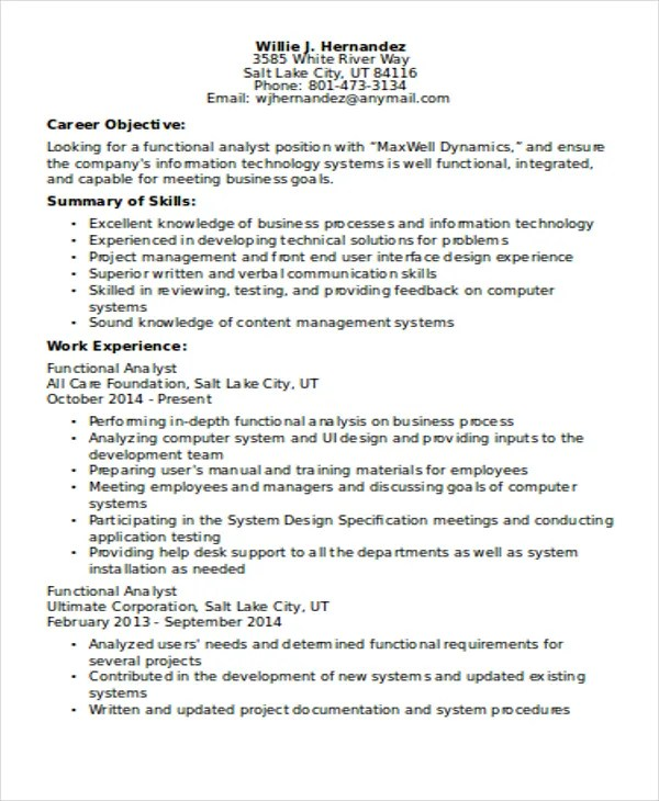 it curriculum vitae template free download cv format in ms word