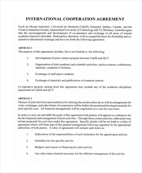 Rpo Agreement Template Costumepartyrun
