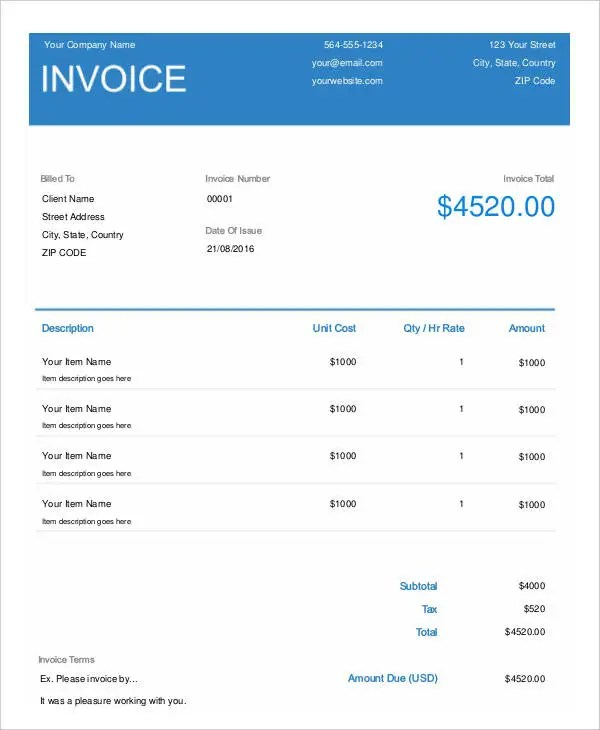 Roofing Invoice Templates Roofing Invoice Roofing Invoice Roofing