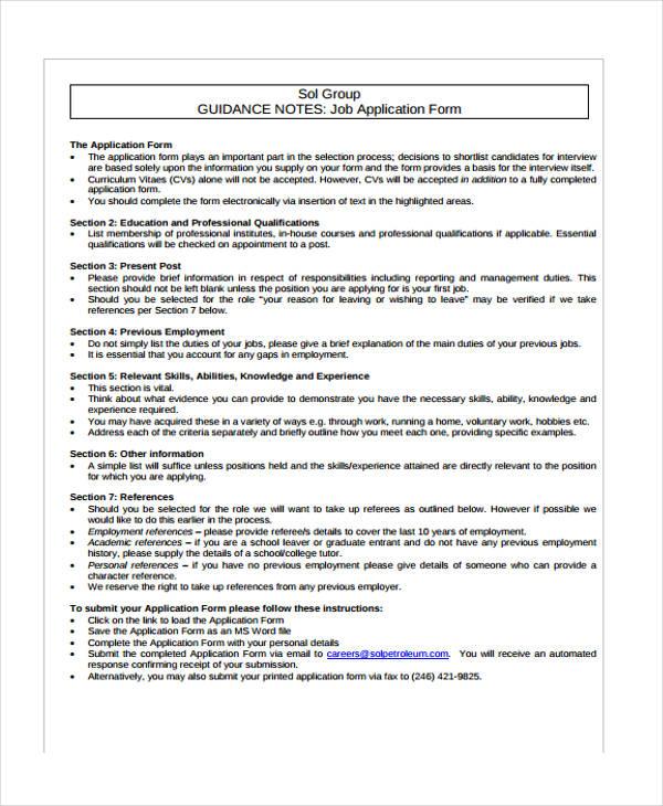 generic application volunteer program 3 competent vision add job 728