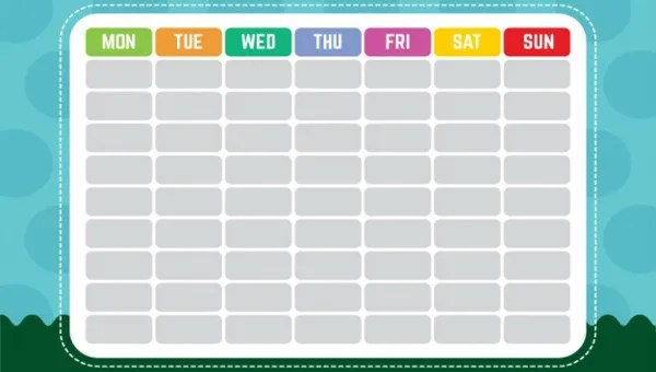 Master Schedule Templates - 11 Free Samples, Examples Format