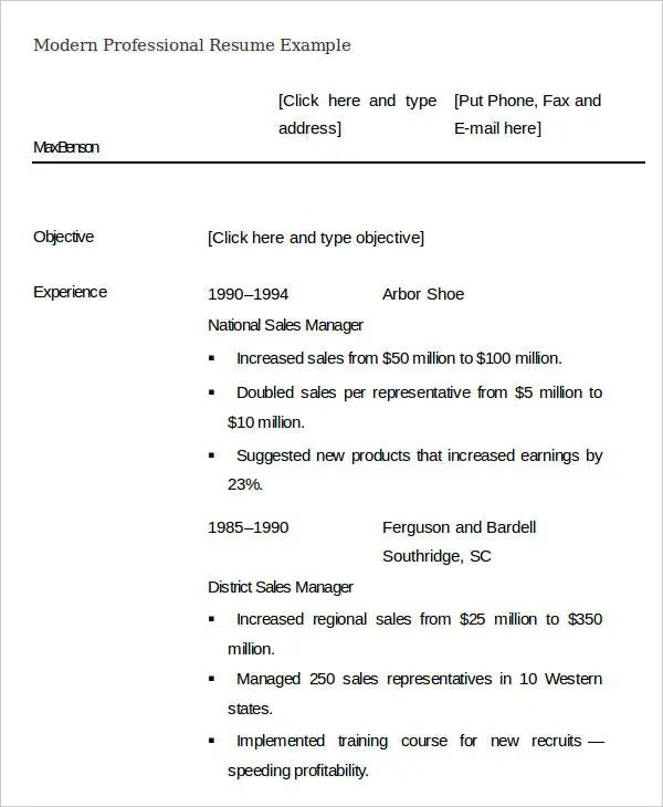 Free Professional Resume Examples Classic 2 0 Blue Free Resume - pro resume builder