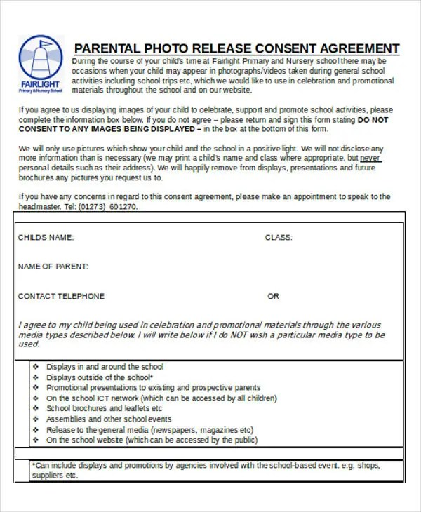 Release Agreement Templates - 9+ Free Word, PDF Format Download
