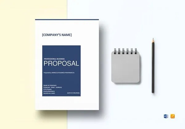 Medical Business Proposal Templates - 8+ Free Word, PDF Format
