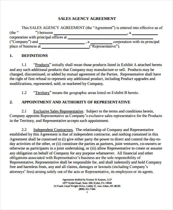 37+ Free Agreement Templates Free  Premium Templates