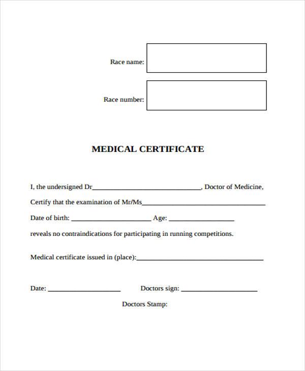24 Certificate Samples Free  Premium Templates