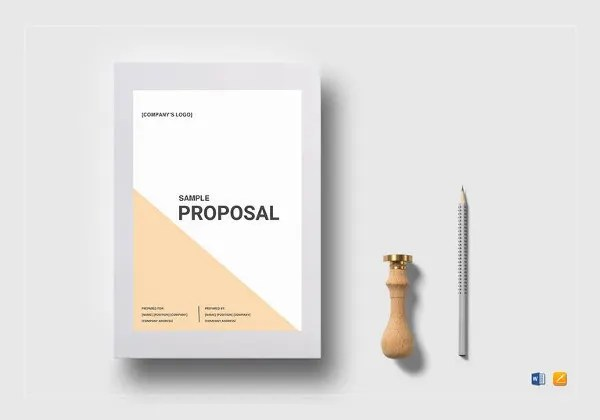 9+ Catering Proposal Templates - Free Sample, Example Format