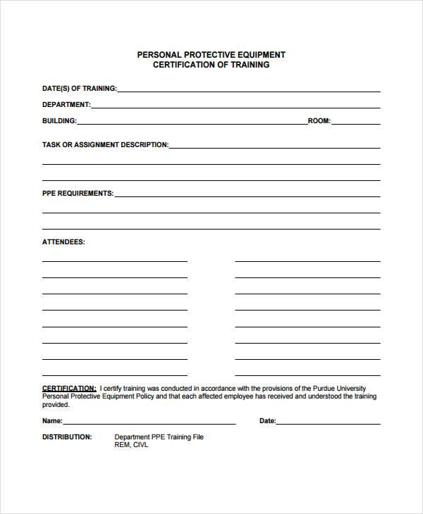 24 Certificate Samples Free  Premium Templates - samples certificate