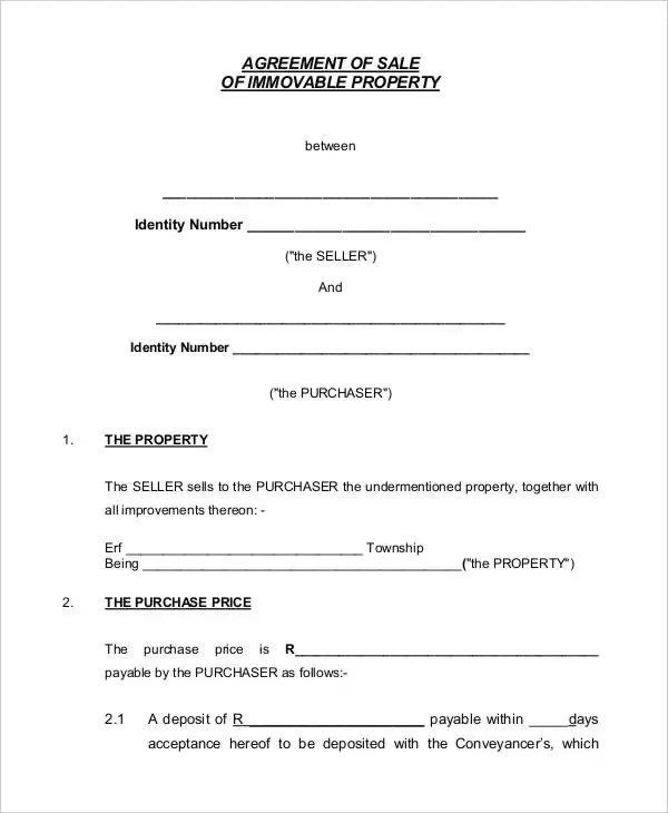 Home Sales Contracts Contract Layout Lawn Service Contract Pdf