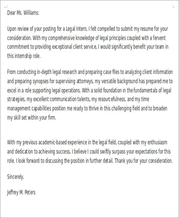 Short Cover Letters - 9+ Free Word, PDF Format Download Free - short cover letter