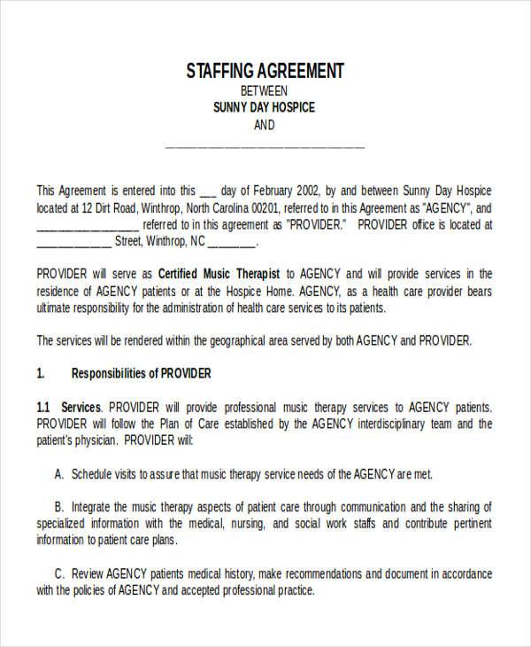 business agency agreement template - Wwwakersart - business agency agreement template