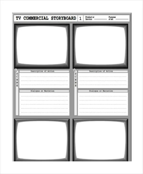 Commercial Storyboard Curkovicartunits \/ Gr7 Technology Unit 1 - free storyboard templates