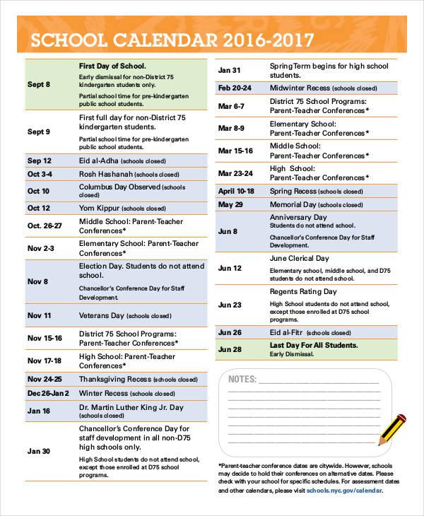 Teacher Calendar Templates Teacher Schedule Template Free Word