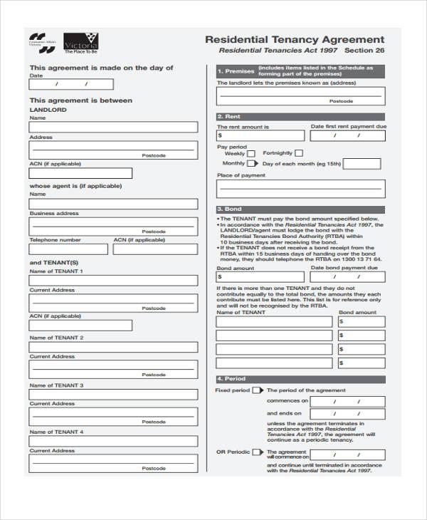 39+ Agreement Templates in PDF Free \ Premium Templates - agreement templates