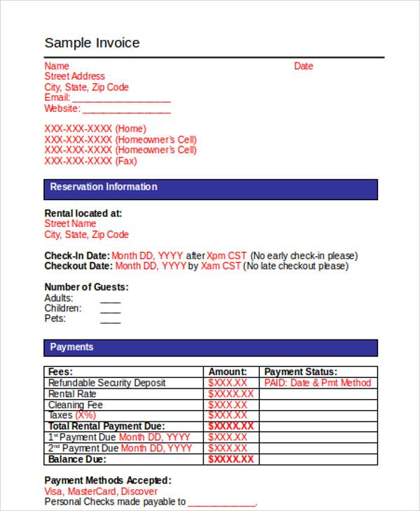 35+ Free Invoice Templates Free \ Premium Templates - essential invoice elements