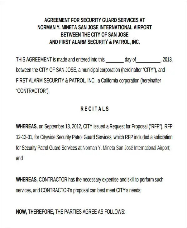 Sample Security Agreement Sample Commercial Security Agreement