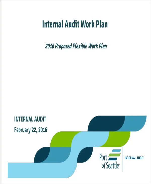 Audit Plan Templates -7+ Free Word, PDF Format Download Free