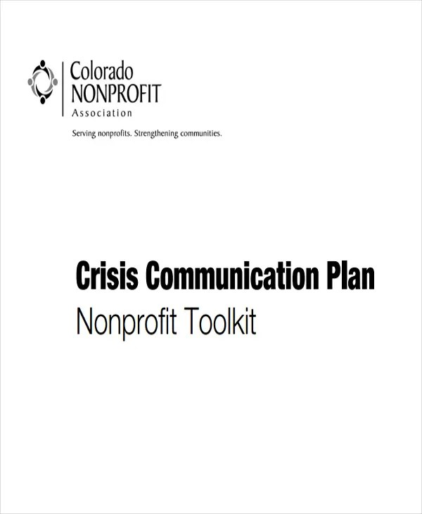 27 Images Of Management Communication Plan Template