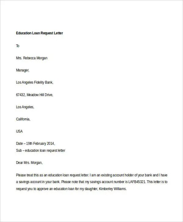 35+ Free Request Letter Template Free  Premium Templates - purchase requisition letter