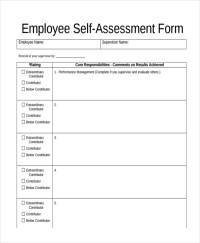 47+ Assessment Form Examples | Free & Premium Templates