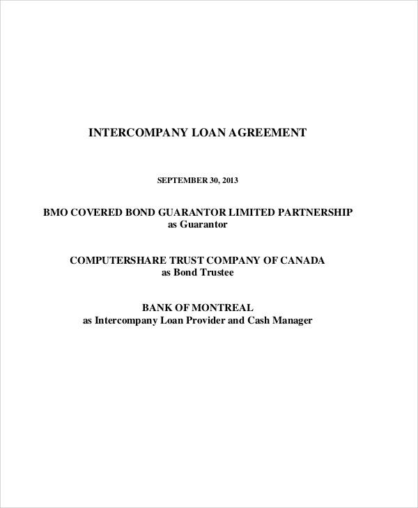 25+ Loan Agreement Templates Free  Premium Templates - cash loan agreement sample