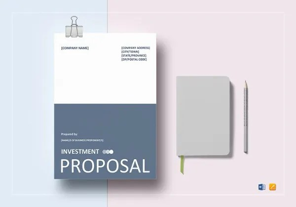 Purchase Proposal Templates - 14+ Free Word, PDF Format Download