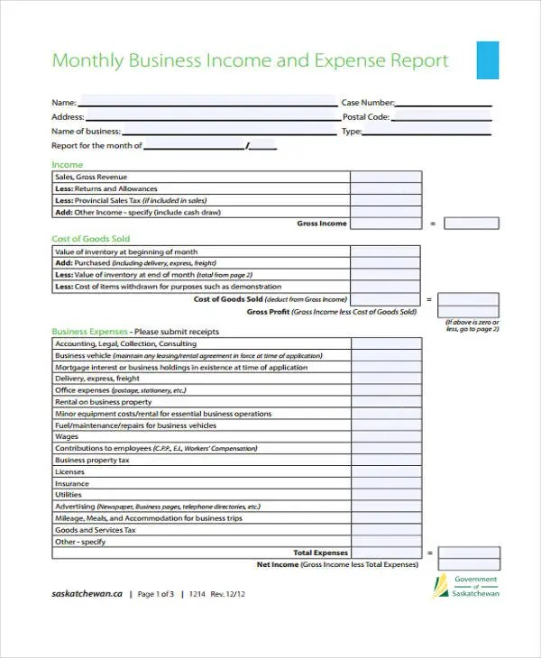 36+ Monthly Report Samples Free  Premium Templates - business monthly report