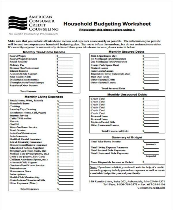 32+ Expense Sheet Templates in PDF Free  Premium Templates