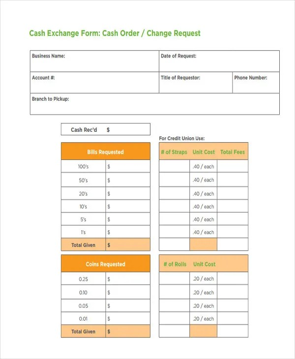 Change Order Forms - 9+ Free Word, PDF Format Download Free