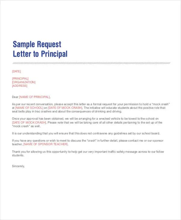 79+ Request Letter Samples - PDF, Word, Apple Pages, Google Docs