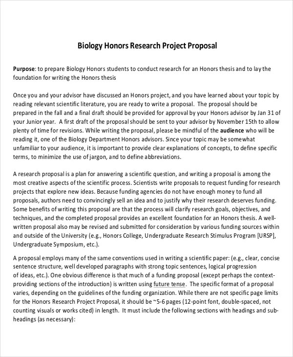 36+ Project Proposal in PDF Free  Premium Templates
