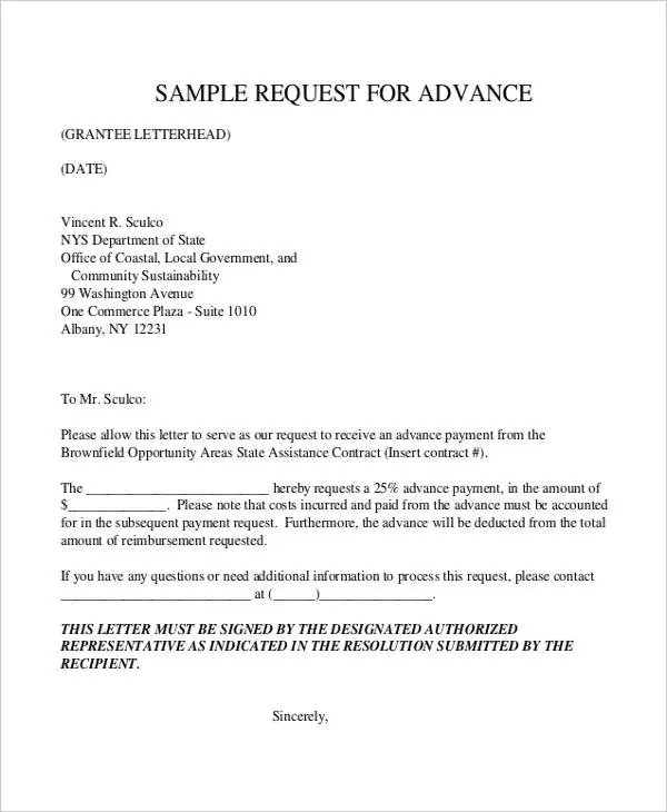 35+ Free Request Letter Template Free  Premium Templates