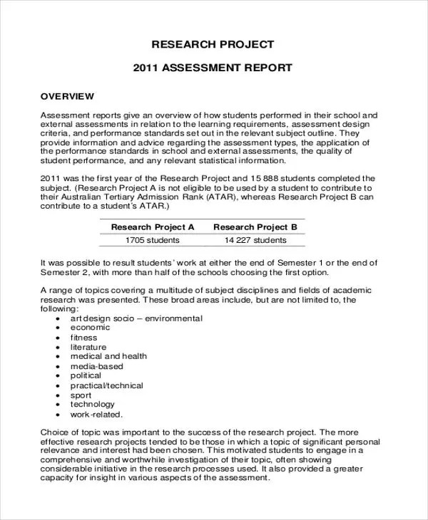 Research Project Report Mba Research Project Report The - research project report
