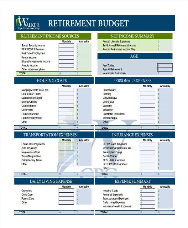 26+ Budget Templates in PDF Free  Premium Templates