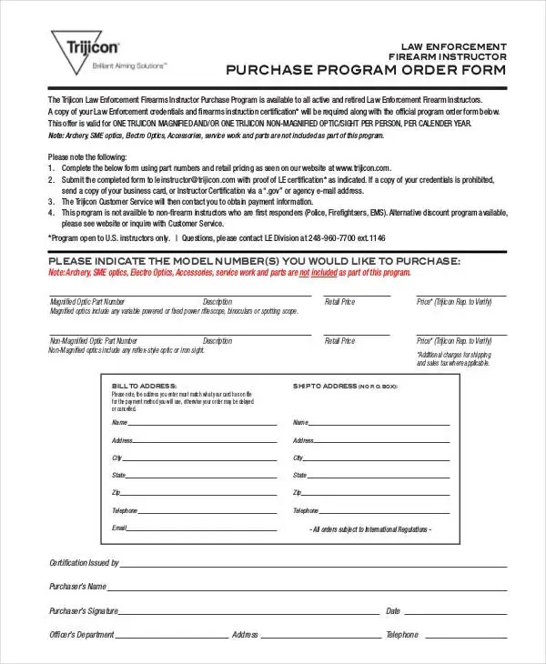 14+ Purchase Order Formats Free  Premium Templates - is a purchase order a legal document